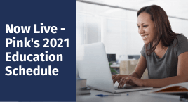 2021 education schedule now live