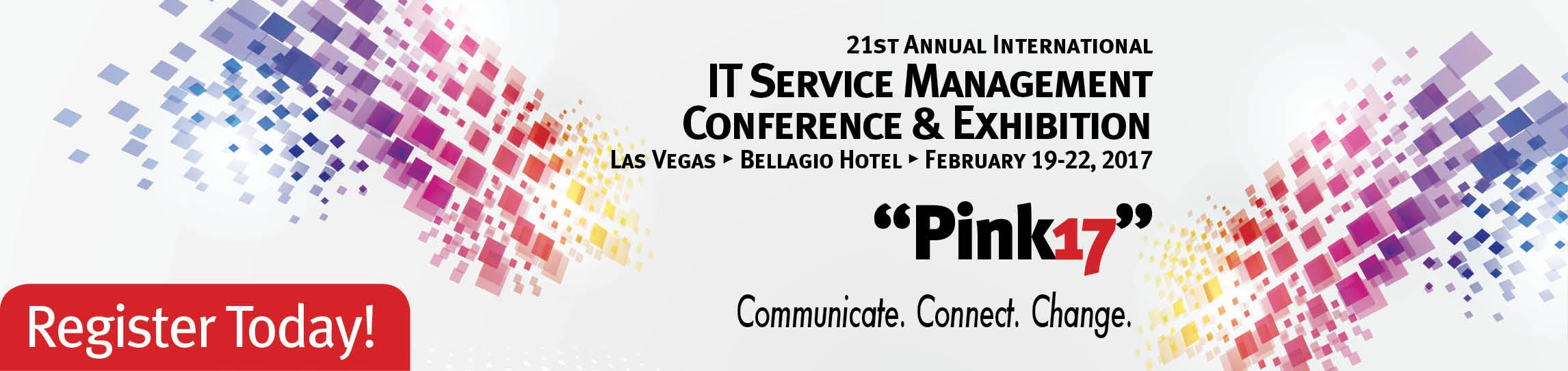 It Service Management Pink Elephant It Service Management