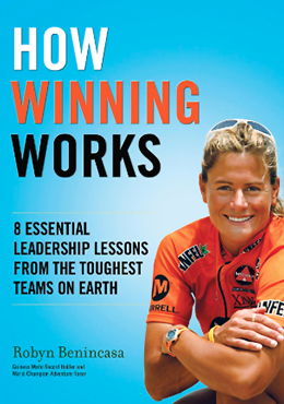 How Winning Works – Robyn Benincasa – Pink19