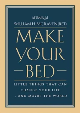 Make Your Bed – Admiral William H. McRaven – Pink19