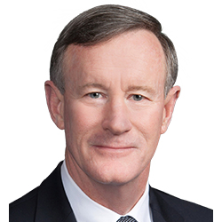 Admiral William H. McRaven  – USN (Ret.) – Pink19