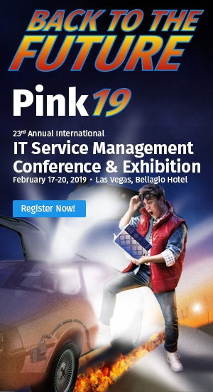 ITIL 4 – Pink19