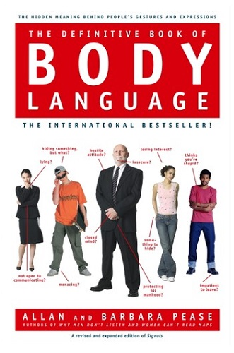 Body Language – Book – Pink20